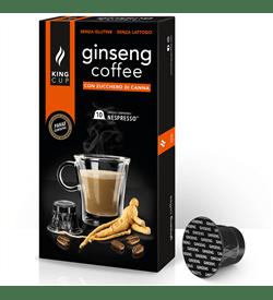1 Caffè al Ginseng con Zucchero di Canna - capsula Nespresso®