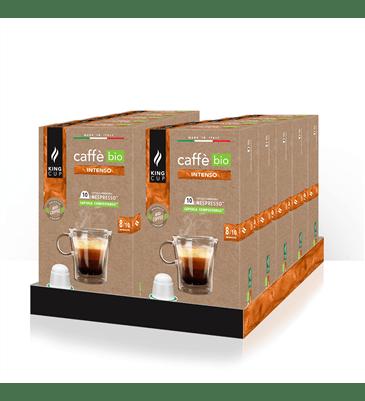 1 Caffè BIO Fairtrade - Intenso – Promo 10 confezione + 2 confezioni GRATIS