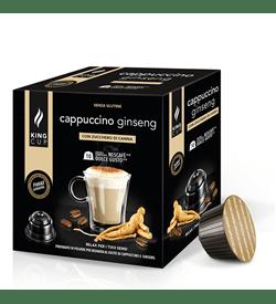 1 Cappuccino Ginseng - capsula Nescafè Dolce Gusto®