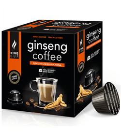 1 Capsule-Ginseng-Dolce-Gusto Zucchero di Canna