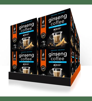 1 Ginseng Coffee da Zuccherare capsula Nescafè  Dolce Gusto®  – Promozione 10 confezione + 2 Confezioni GRATIS