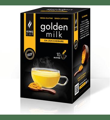 1 Golden Milk - 10 bustine solubili