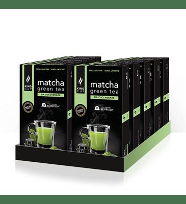 1 Matcha Green Tea - capsula Nespresso® – Promo 10 confezione + 2 confezioni GRATIS