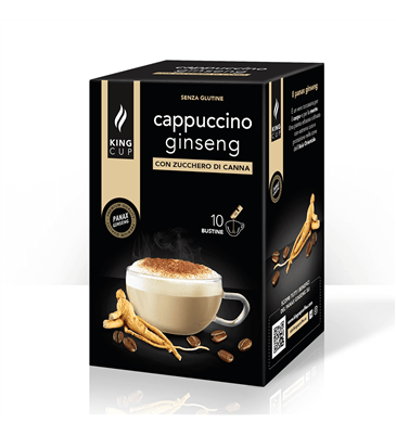 1 Solubile - Cappuccino Ginseng