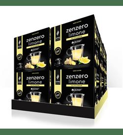 1 Zenzero Limone - capsula Nescafè Dolce Gusto® – Promo 10 confezione + 2 confezioni GRATIS