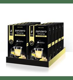 1 Zenzero Limone - capsula Nespresso® – Promo 10 confezione + 2 confezioni GRATIS