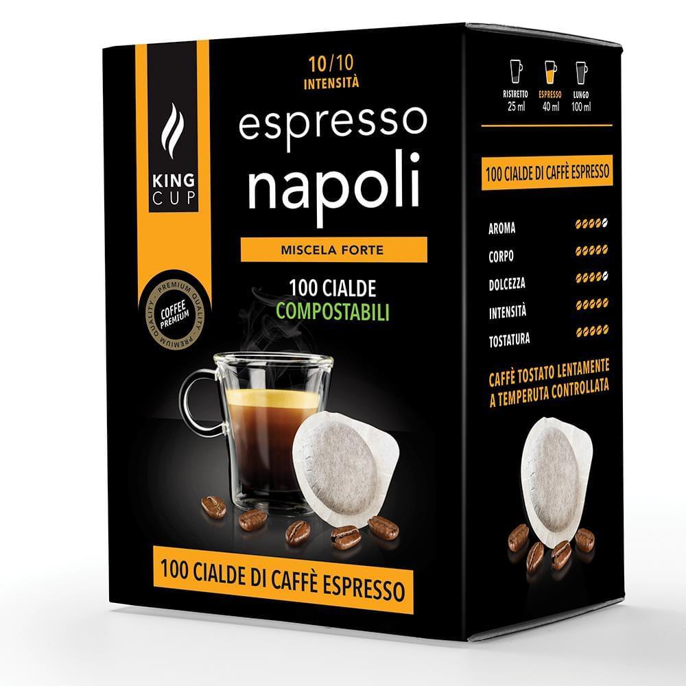 100 cialde Napoli