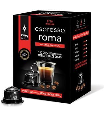 100 Nescafè Dolce Gusto Roma