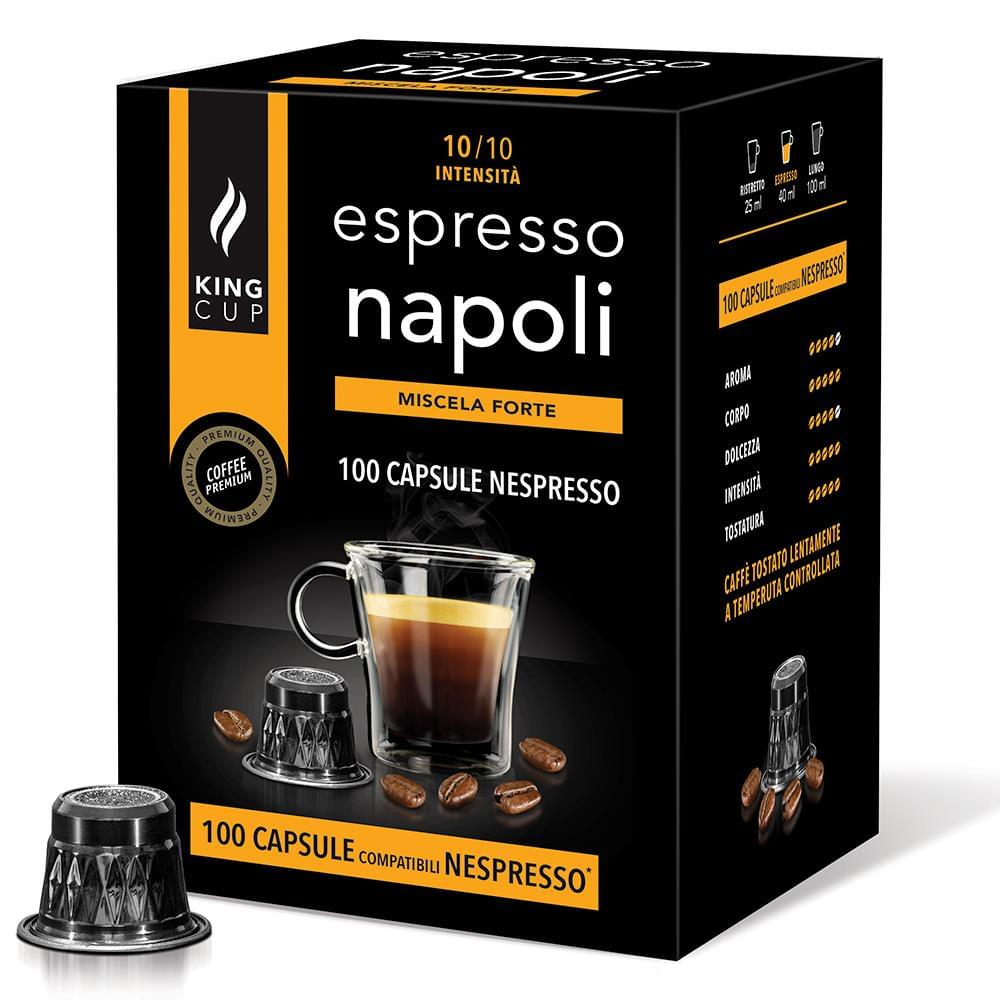 100 Nespresso Napoli
