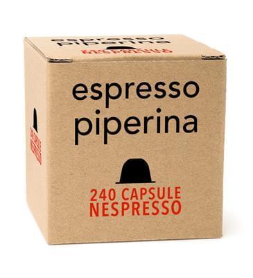 240 capsule Espresso Piperina