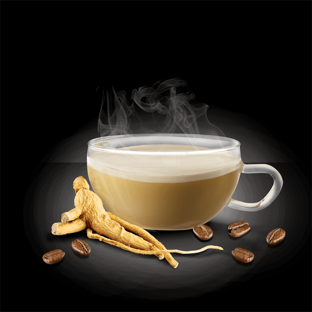 3 Ginseng Tazza Solubile