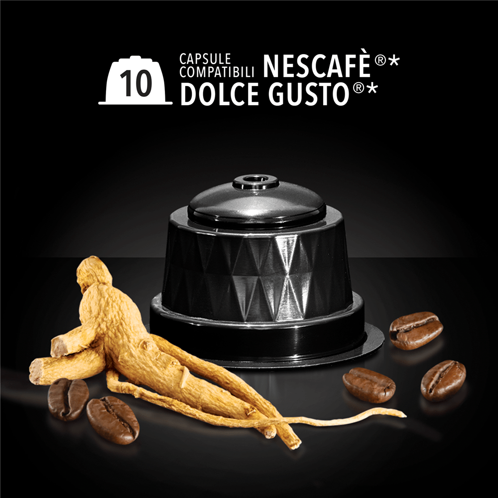 4 Ginseng Capsula Dolce Gusto