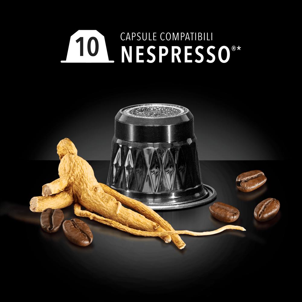 4 Ginseng Capsula Nespresso