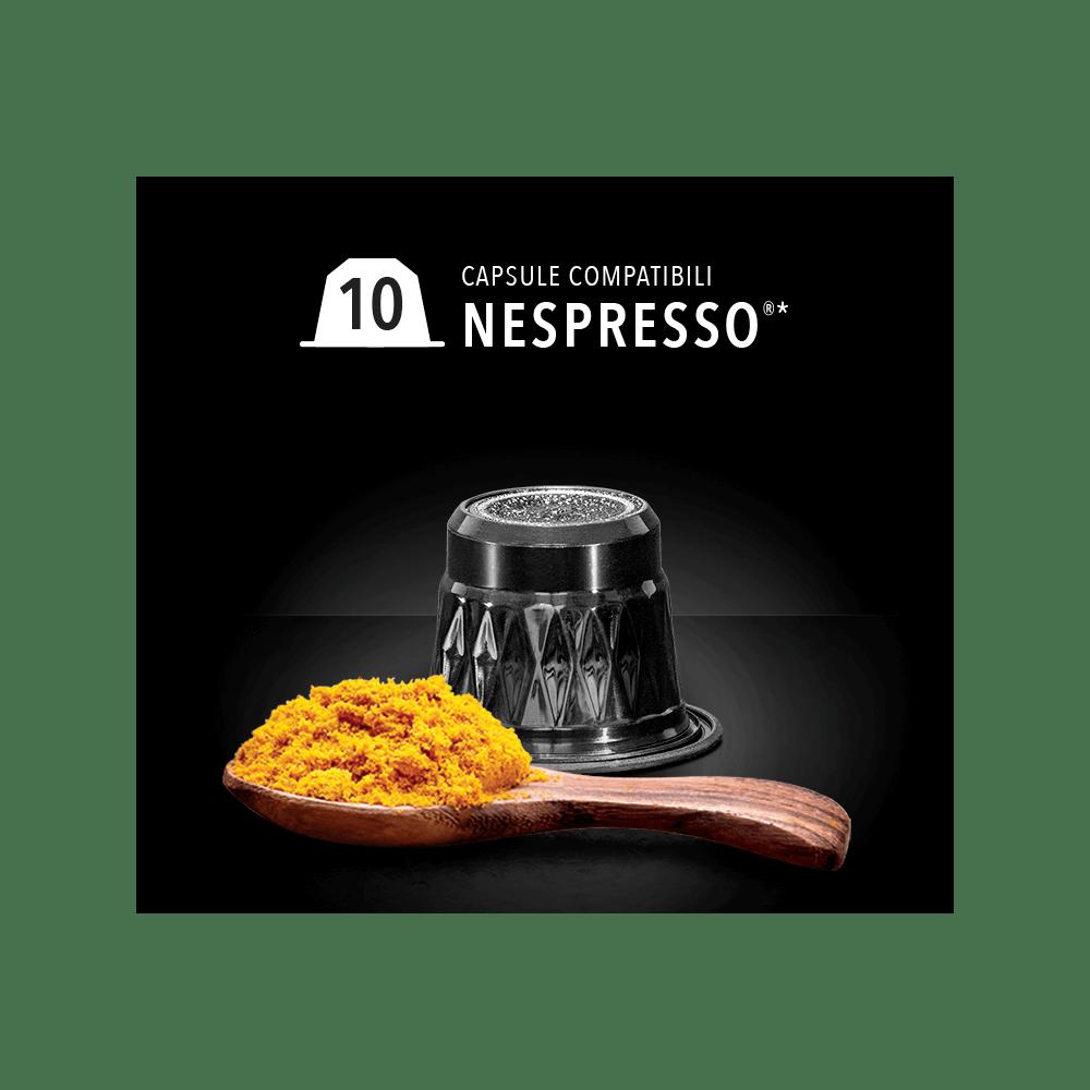 4 Golden Capsula Nespresso