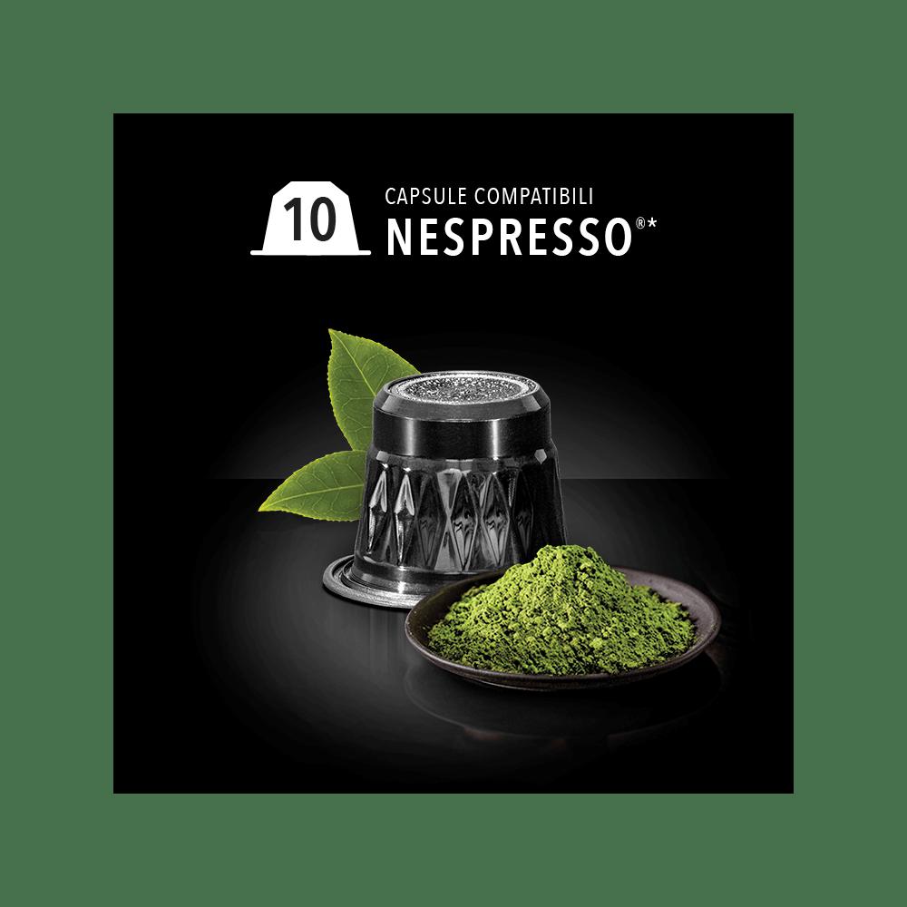 4 Matcha Capsula Nespresso