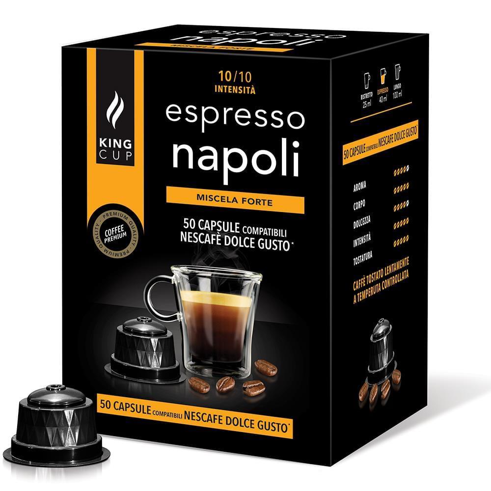 50 Nescafè Dolce Gusto Napoli