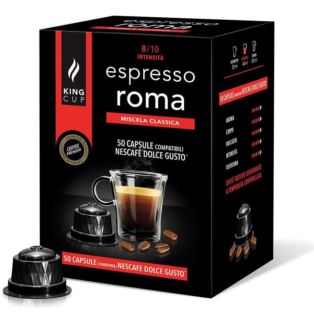 50 Nescafè Dolce Gusto Roma