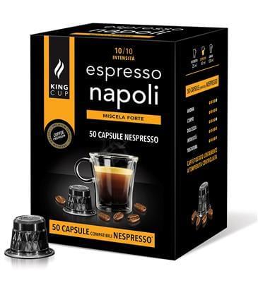 50 Nespresso Napoli