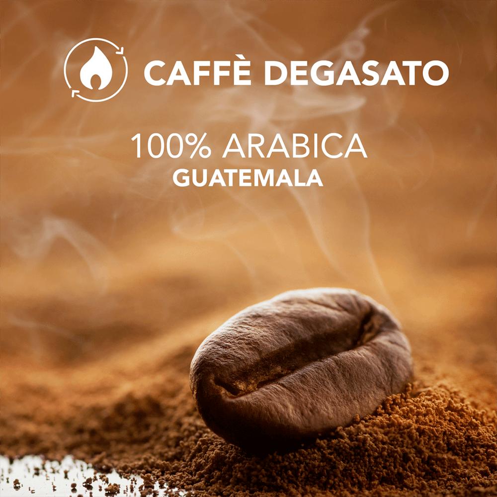 7 Caffè Degasato Arabica King Cu