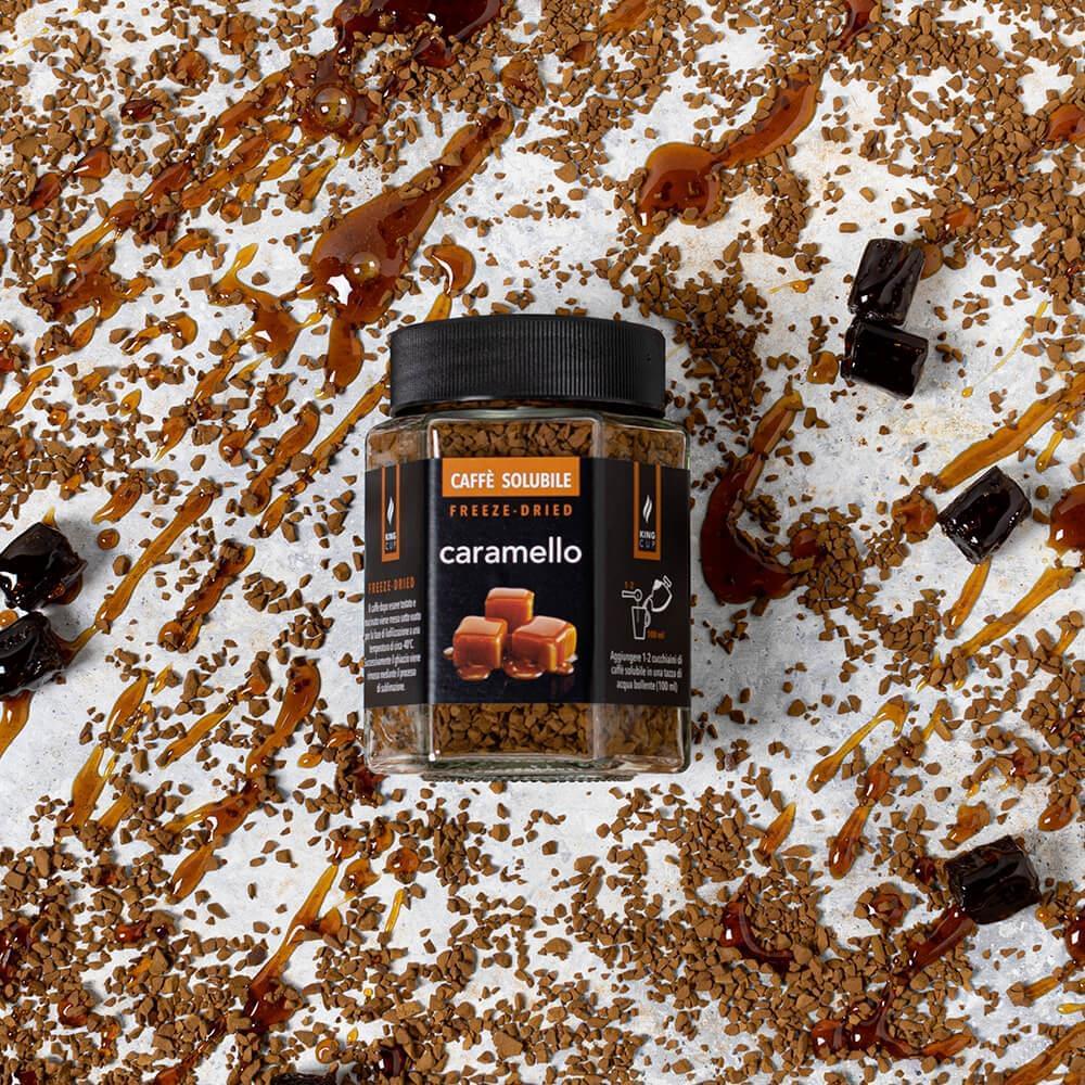 Caffè Freeze 5 Caramello