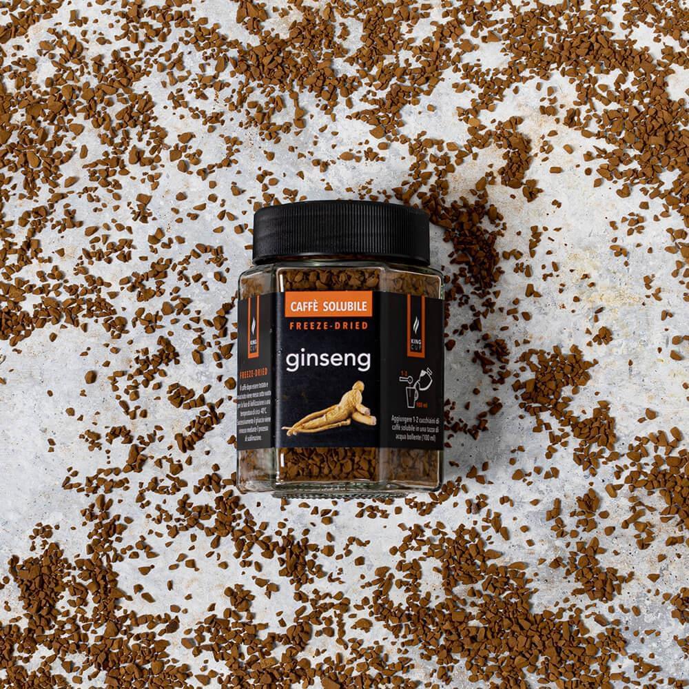 Caffè Freeze 6 ginseng
