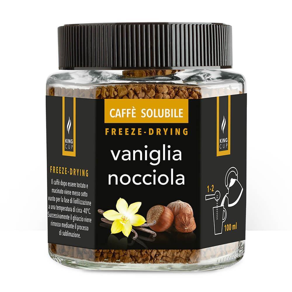 Caffè Freeze Dried - Vaniglia Nocciola