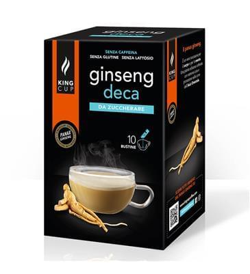 Caffe-Ginseng-Deca -Polvere-10-Bustine-Zuccherare SZ