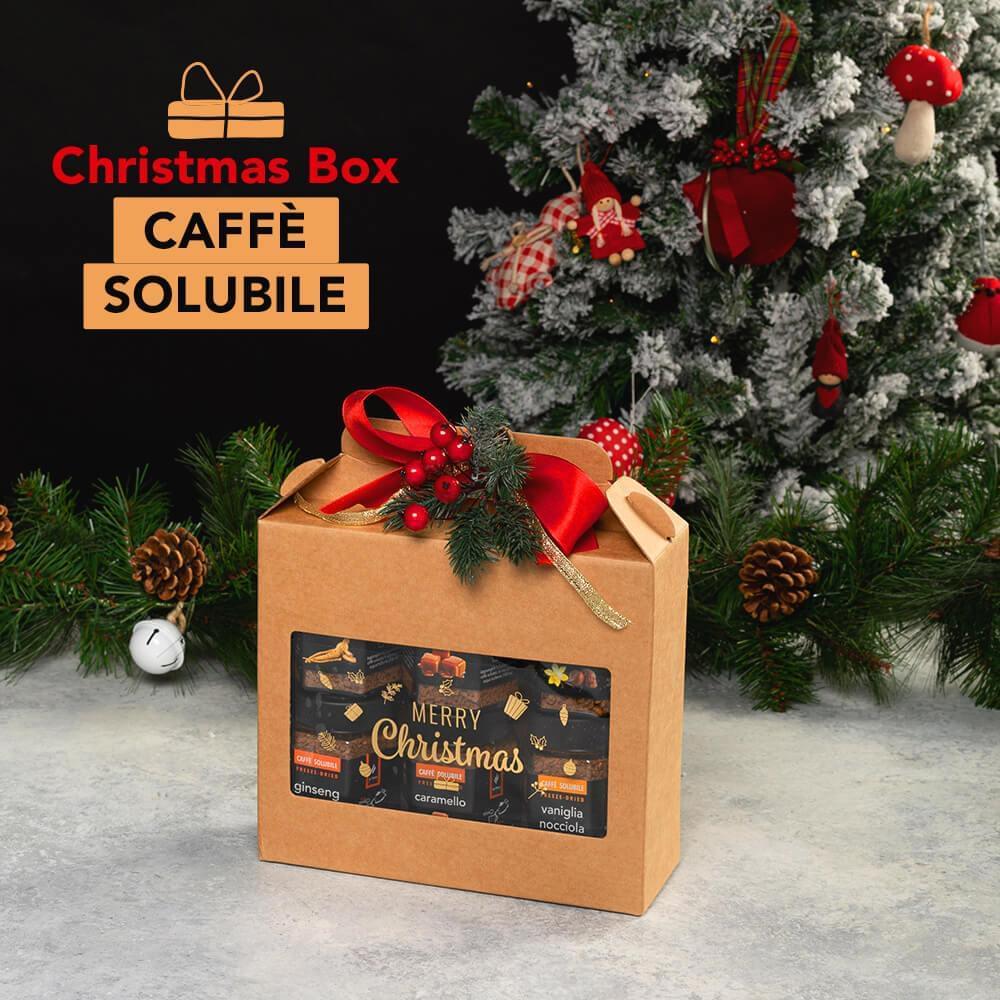 Caffè Solubile A Modo Mio Christmas Box Gift 1