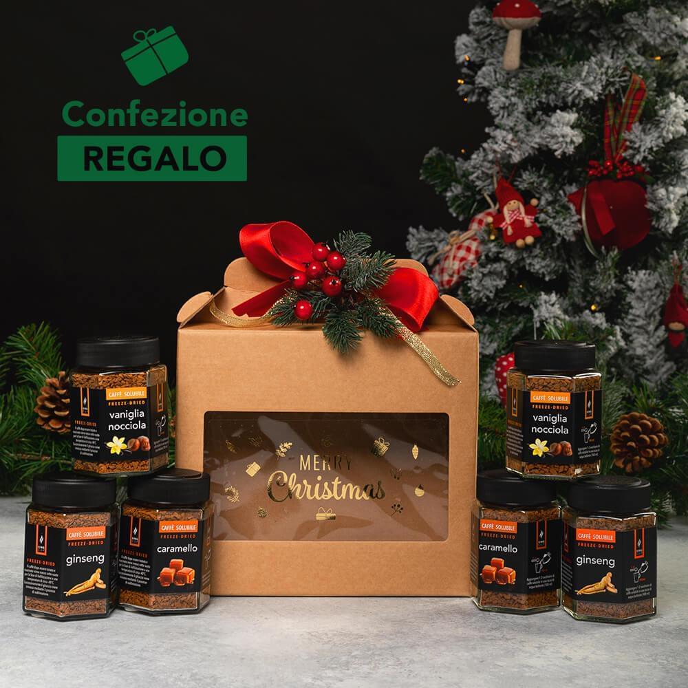 Caffè Solubile A Modo Mio Christmas Box Gift 2