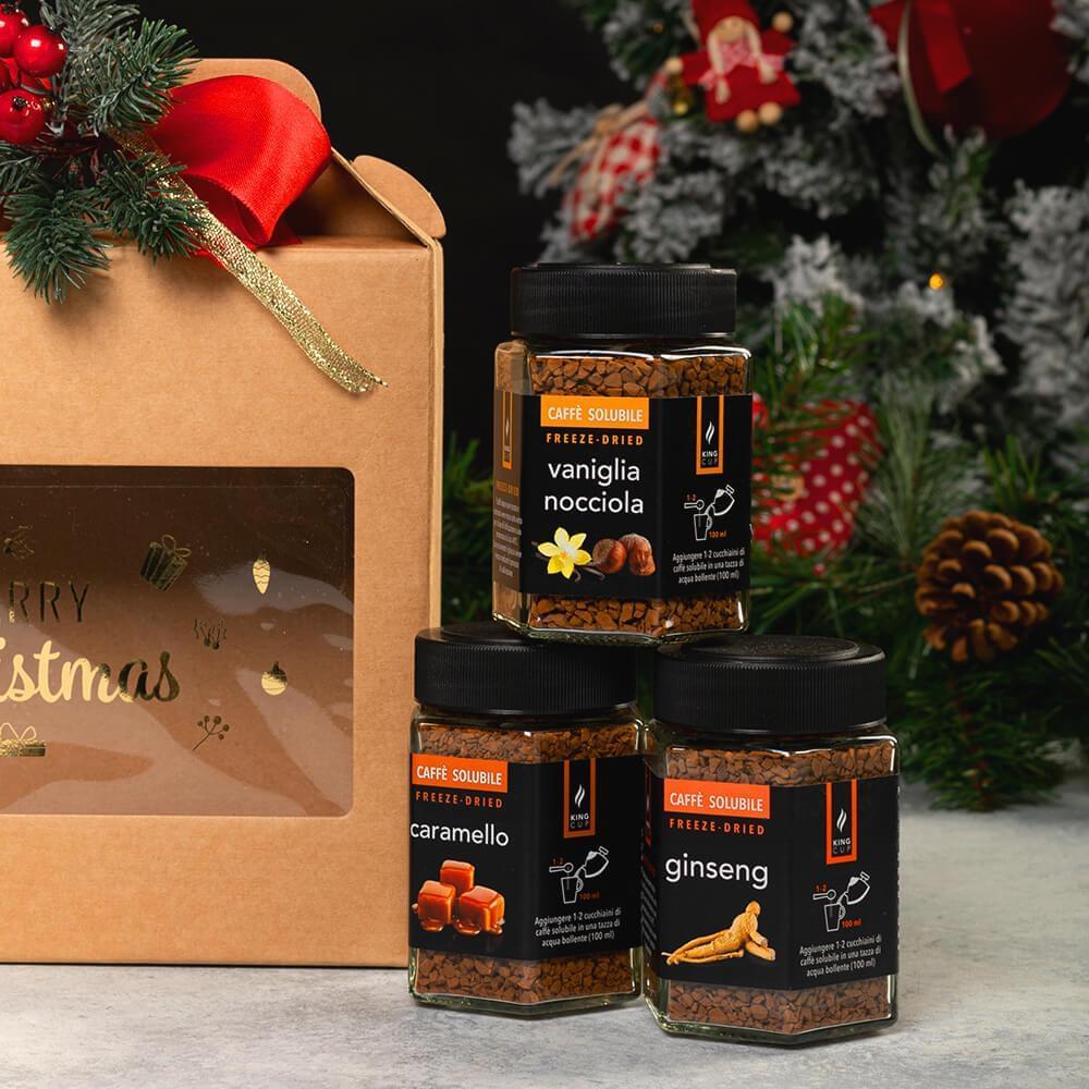 Caffè Solubile A Modo Mio Christmas Box Gift 4