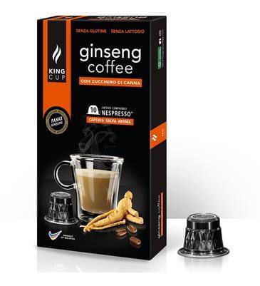 Capsule-Ginseng-Nespresso Zucchero di Canna