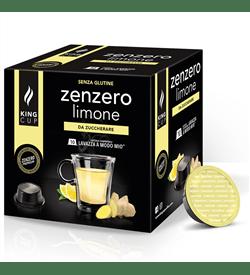 Capsule-Zenzero e Limone-A Modo Mio - SZ