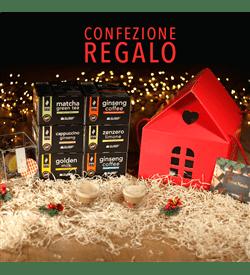 Christmas Box prodotti Nescafè Dolce Gusto