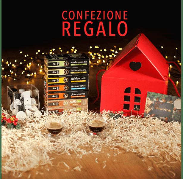 Christmas Box prodotti Nespresso ®