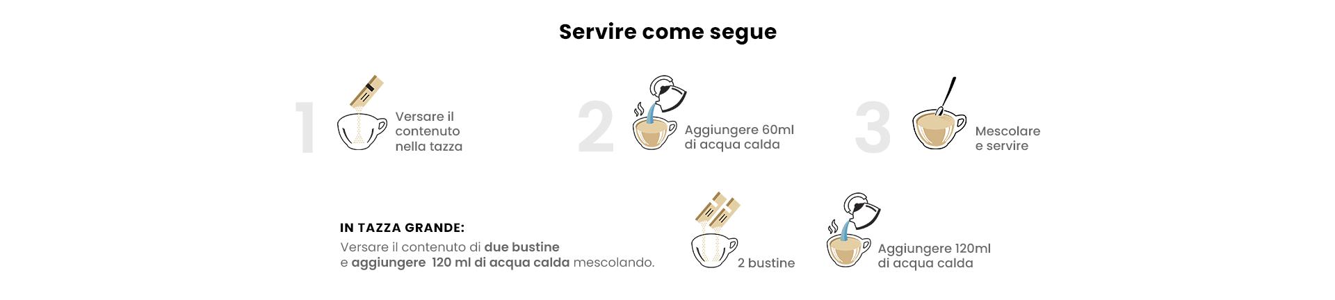 Desktop Cappuccino Ginseng
