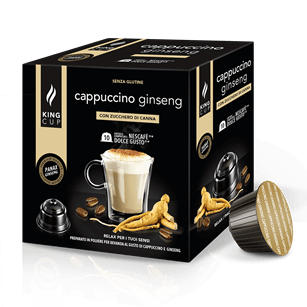 Dolce gusto - Cappuccino e Ginseng