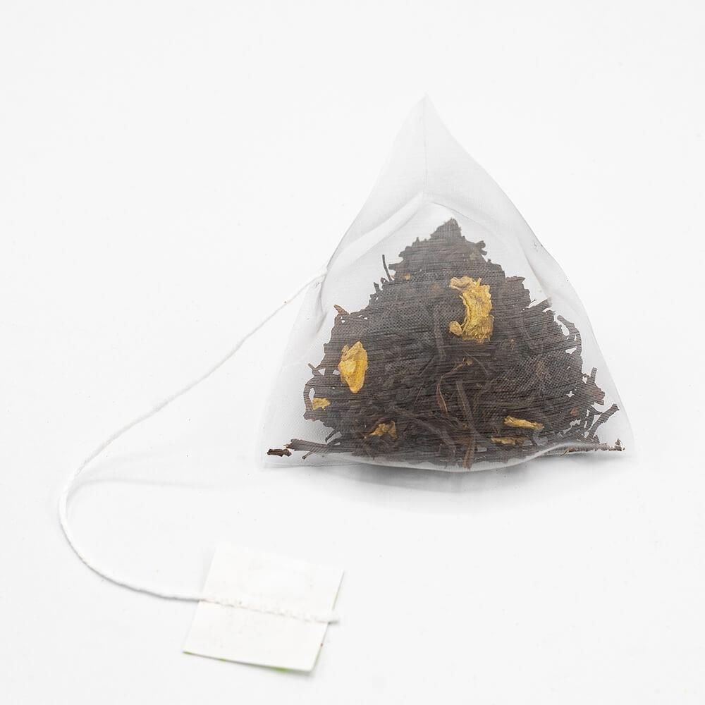 Filtro Tea Nero Zenzero