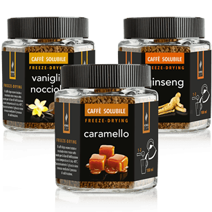 Gamma Caffè Freeze Dried