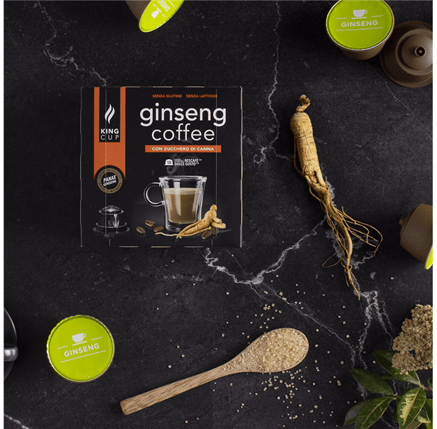 Ginseng BS Dolce gusto