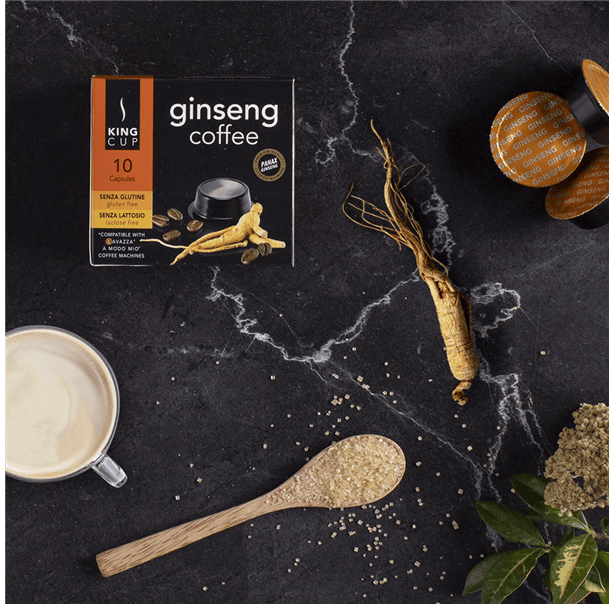 Ginseng BS Lavazza