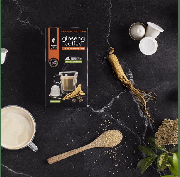 Ginseng BS Nespresso