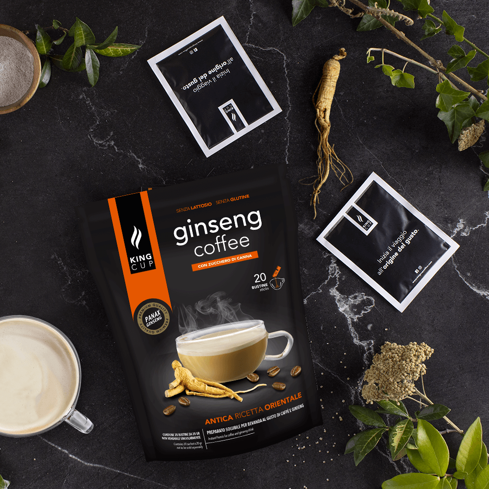 Ginseng BS solubile copia