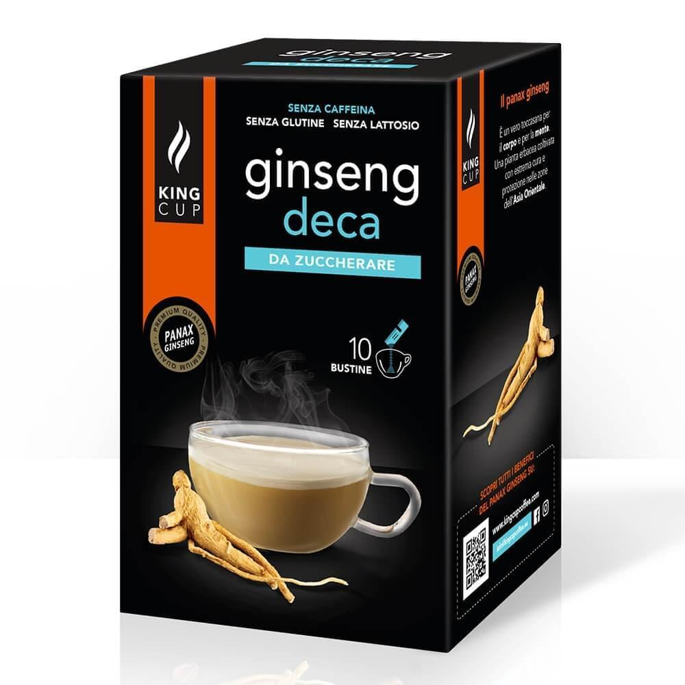 ginseng decaffeinato solubile