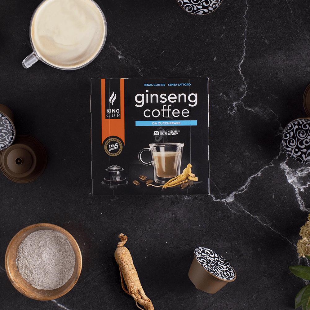 Ginseng Dolce gusto SZ