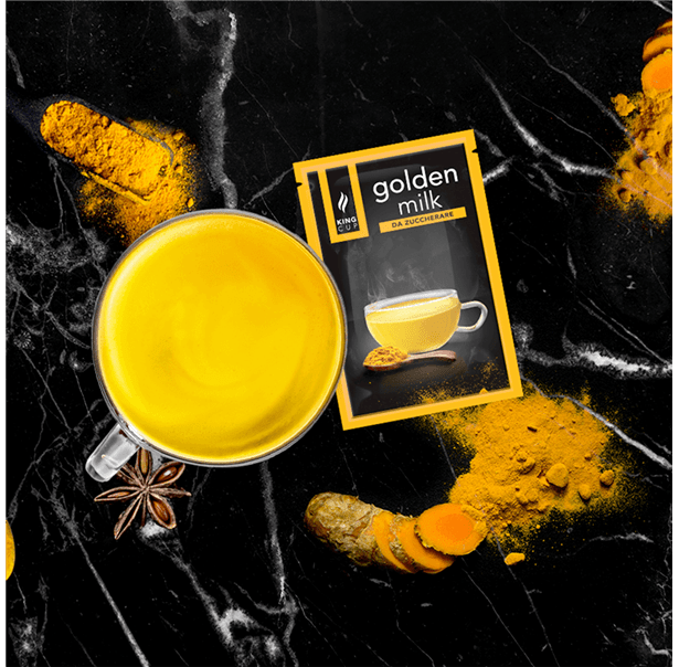Golden Milk X Solubile