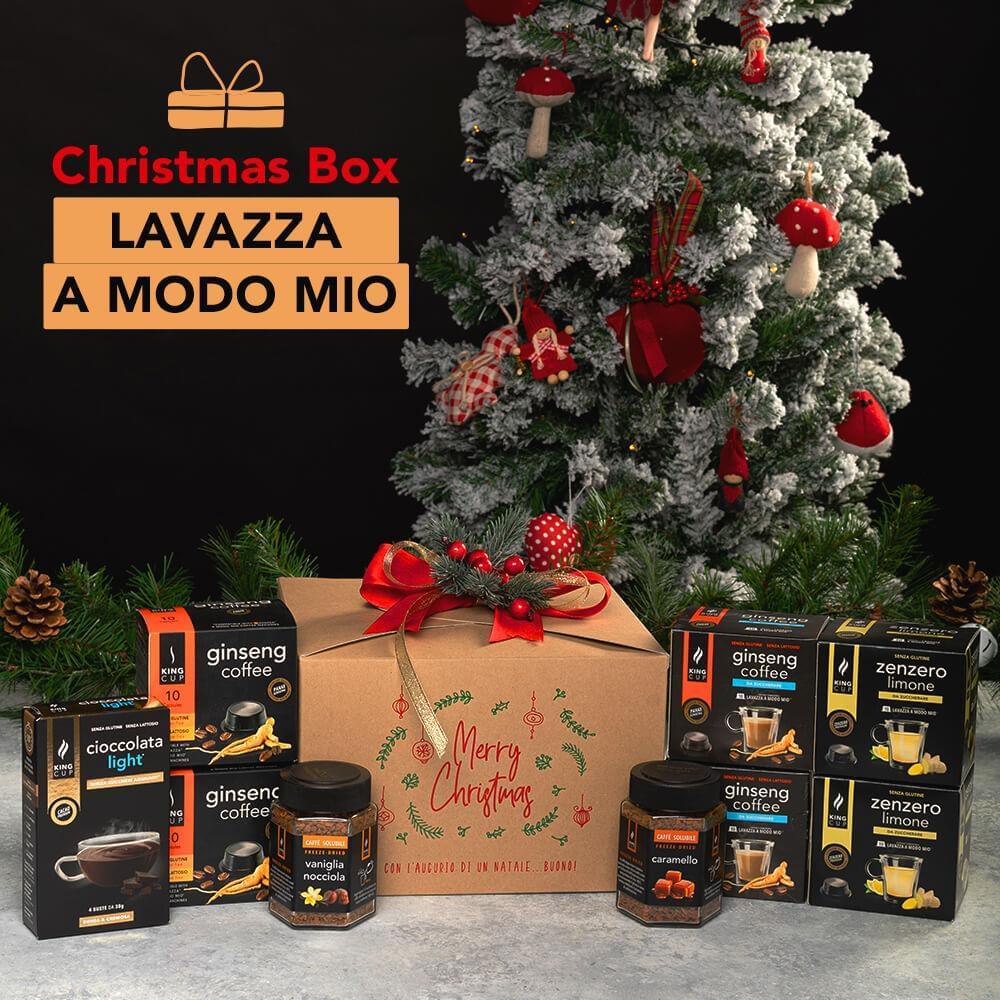 Lavazza A Modo Mio Christmas Box Gift 1