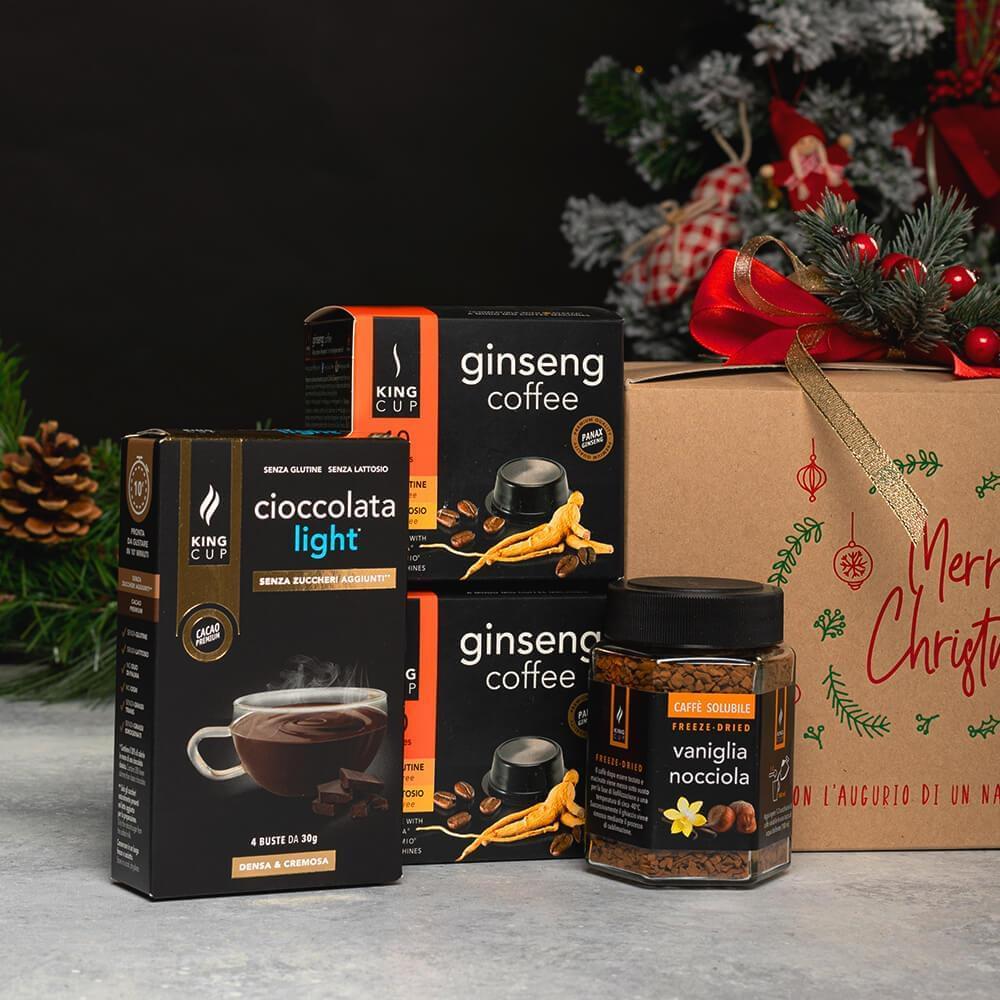 Lavazza A Modo Mio Christmas Box Gift 4
