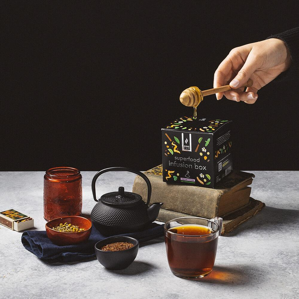 Multi Tea Rosso Rooibos 1