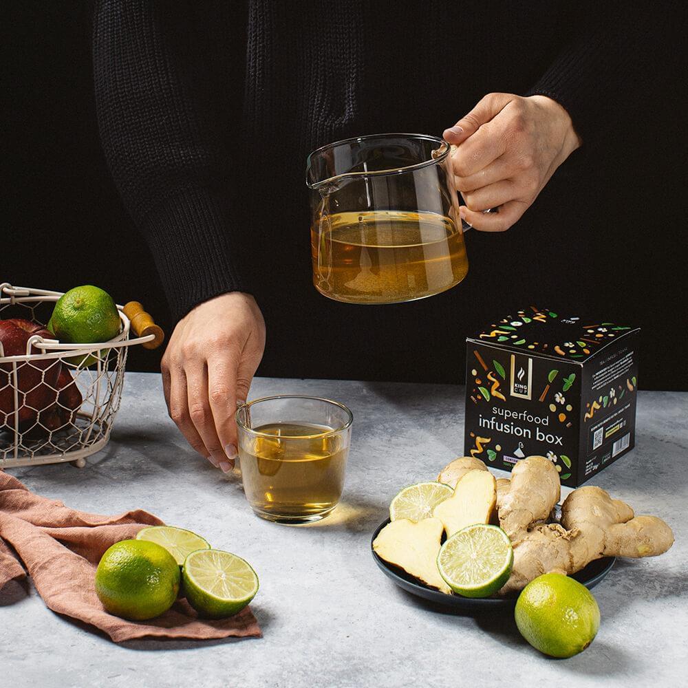 Multi Tisana Zenzero e Lime