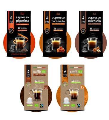 MultiBox Nespresso - X5 Combo caffè